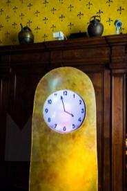 clock by Maarten Baas