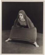 Martha Graham in Lamentation