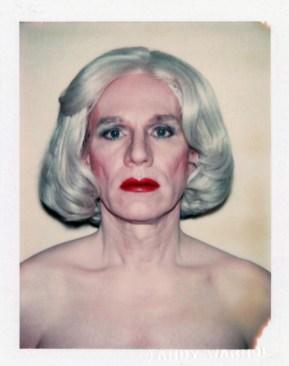 Self Portraits by Andy Warhol