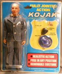kojak action figure