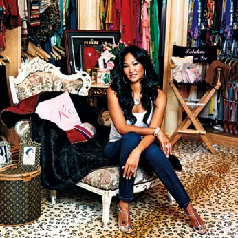 Schiaparelli and Kimora Lee Simmons