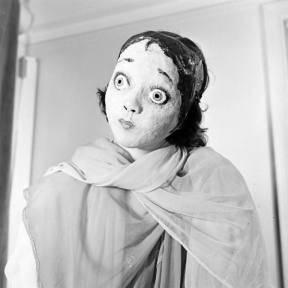 73-Mask Dances (Margaret Severn) Photographer: Nina Leen via LIFE