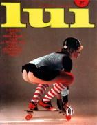 Vintage Lui Magazine Covers