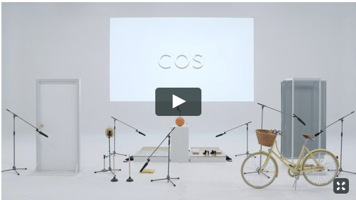 The sound of COS by Lernert & Sander
