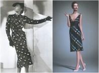 left: Schiaparelli 1937. right: Prada F/W 2000-2001, photo by Toby McFarlan Pond.