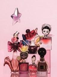 Perfume Families by Mimi Berlin