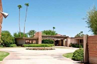 Frank Sinatra's Twin Palms Estate