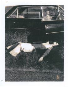 Polaroids by Guy Bourdin