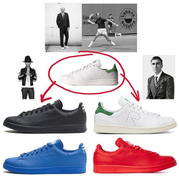 History of Stan Smith: The Sneaker