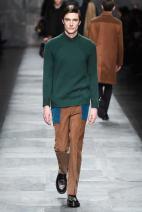 Menswear Fall 2015 The Green Sweater
