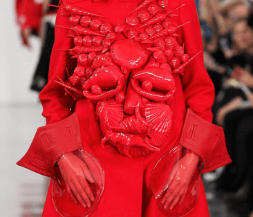 Fashion Faces by Galliano at Maison Margiela