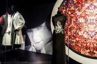 Inspiration Butterflies; Damien Hirst/dress; Schiapparelli S1937
