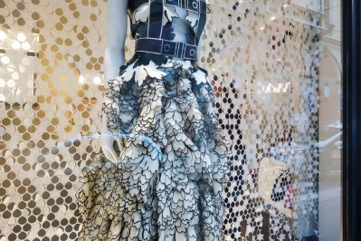 Fuorisalone 2015: Window Shopping at the Via Monte Napoleone and Via Della Spiga