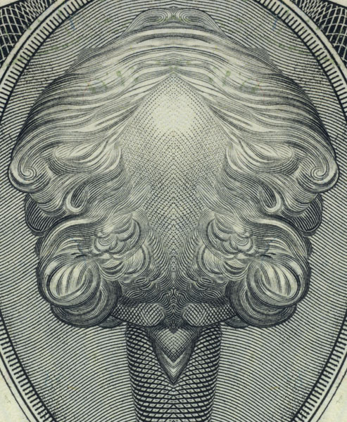 Alessandro Rabatti's Artworks Made with Money