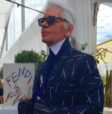 50 Years of Fendi and Karl Lagerfeld