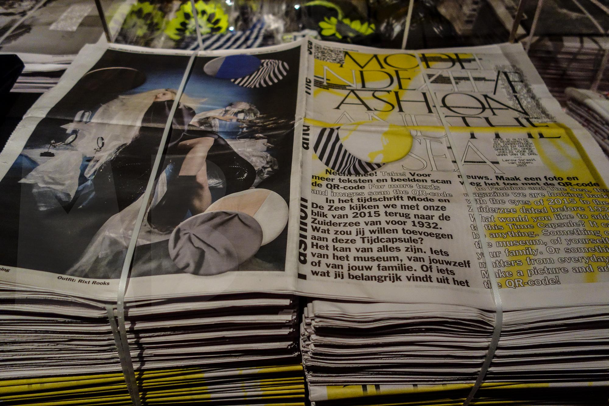 fashion and the sea magazine