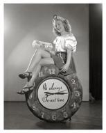 donut queen, 1951