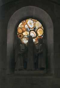 Sigmar Polke in the Grossmünster Cathedral