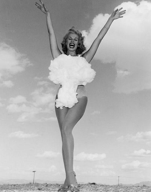 Miss Atomic Bomb 1957