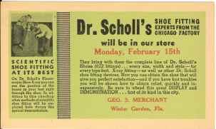 Shoe-Fitting Fluoroscope (ca. 1930-1940) img via www.orau.org