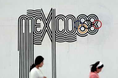 Olympic Games Mexico 68