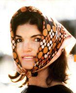 Jackie Kennedy/Onassis VS Grace Kelly/Princess Grazia in a Headscarf