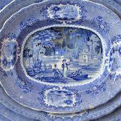 Altered Dishes by Caroline Slotte