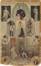 Images of premiere production, from Le Gaulois, February 1894