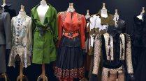 Up for auction a part of; Danielle Luquet de Saint Germain's couture collection