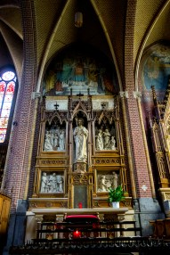 Saint Augustine Church in Eindhoven
