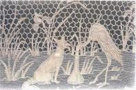 antique-lace-animals-detail-lace