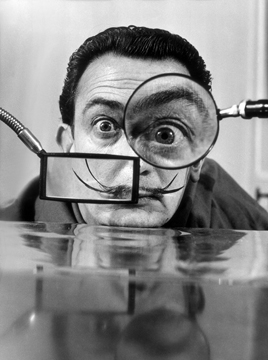 Fun with Salvador Dali