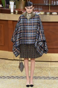 Chanel. is t a poncho or a cape....