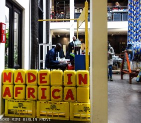 In Africa at Merci