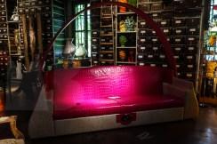 Damiano Spelta's couch; rossana orlandi shop