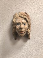 Portraits in ceramic by Saskia de Rooy