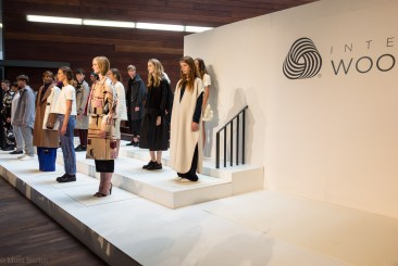 Europe Regional Finals International Woolmark Prize 2015/16