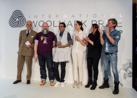 Fabrizio Servente, Walter van Beirendonck, the Winners and A.F. Vandervorst