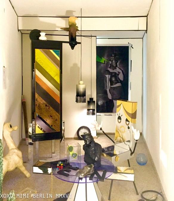 Installation by Tessa Koot at the Dutch Design Week 2016