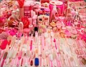 Portia Munson's Pink (Plastic) Project