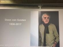 Goodbye Daan van Golden in Museum Boijmans van Beuningen