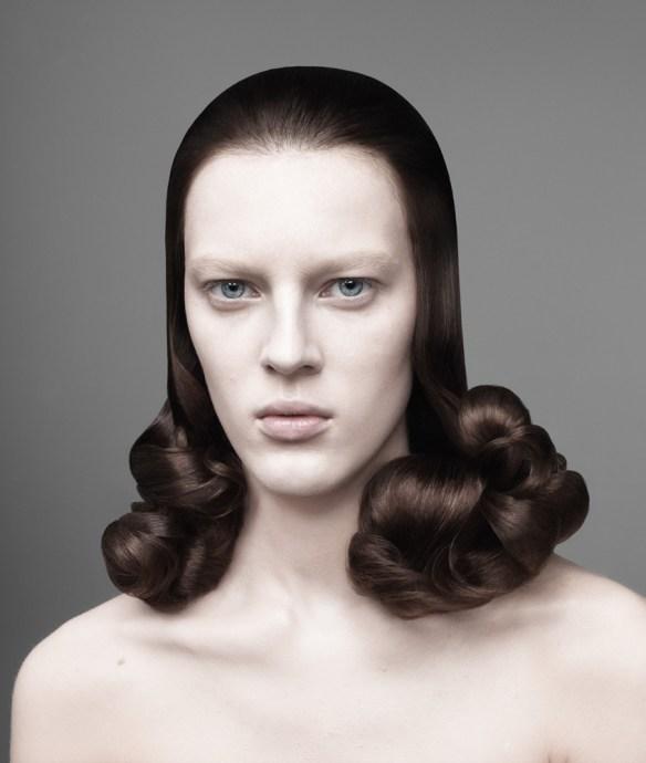 When Princess Leia Lets Her Hair Down