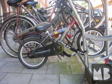 Children's Bicycles in Amsterdam by Appdikted @Mimi Berlin