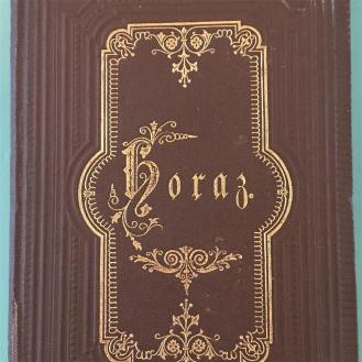 Things not for sale at Magazin Horaz: poetry from 1900 (image courtesy of Magazin Horaz)