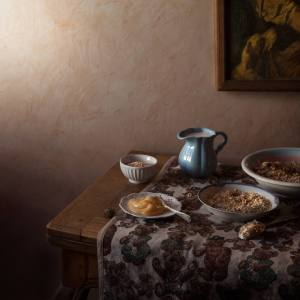 Fictitious Feasts Photograped by Charles Roux