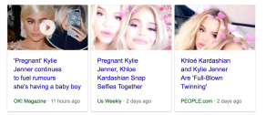 OMG 4 |four| Kardashian Women are P