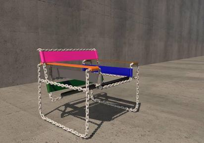 Dutch Designers Re-invent The Chair