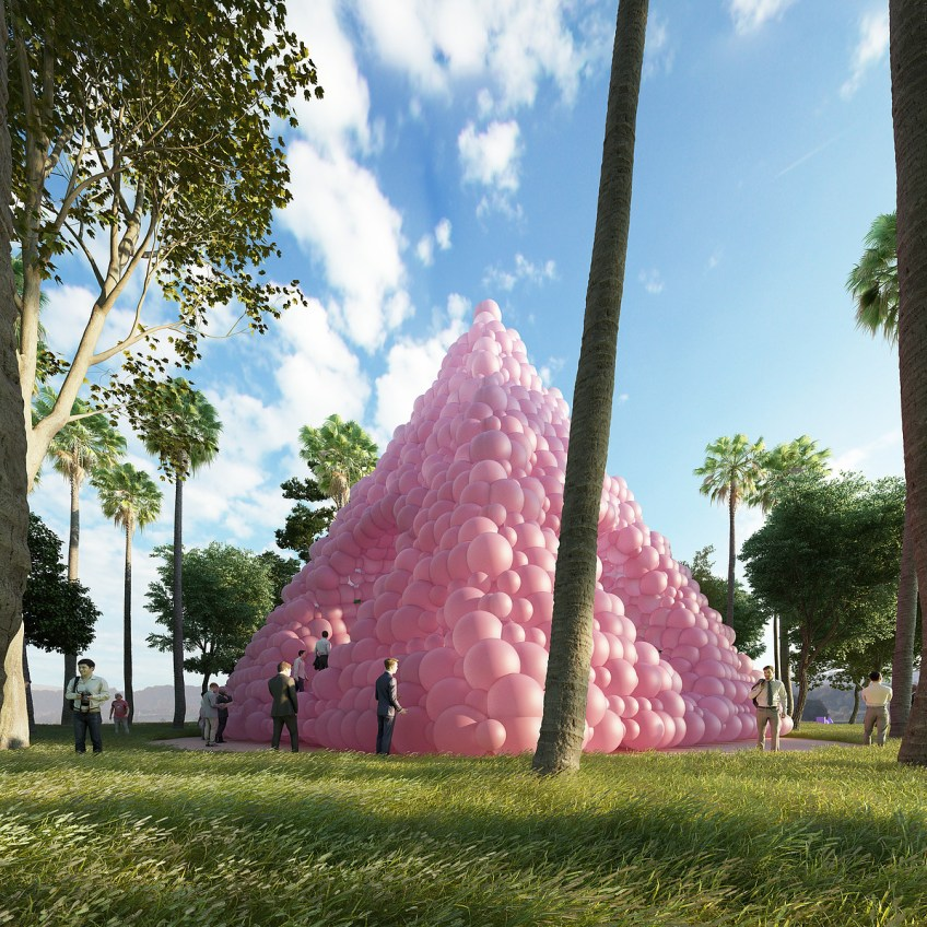 installation pyramid