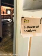 In Praise of Shadows room