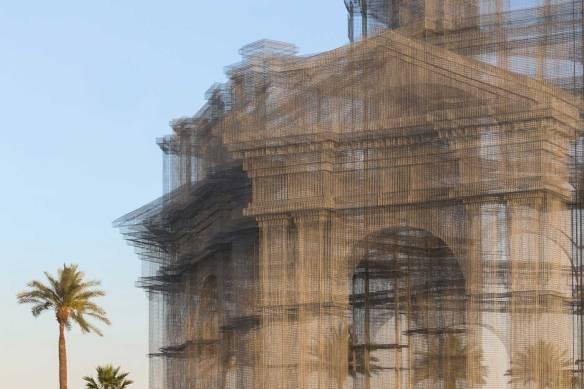 Edoardo Tresoldi's Mesh Building